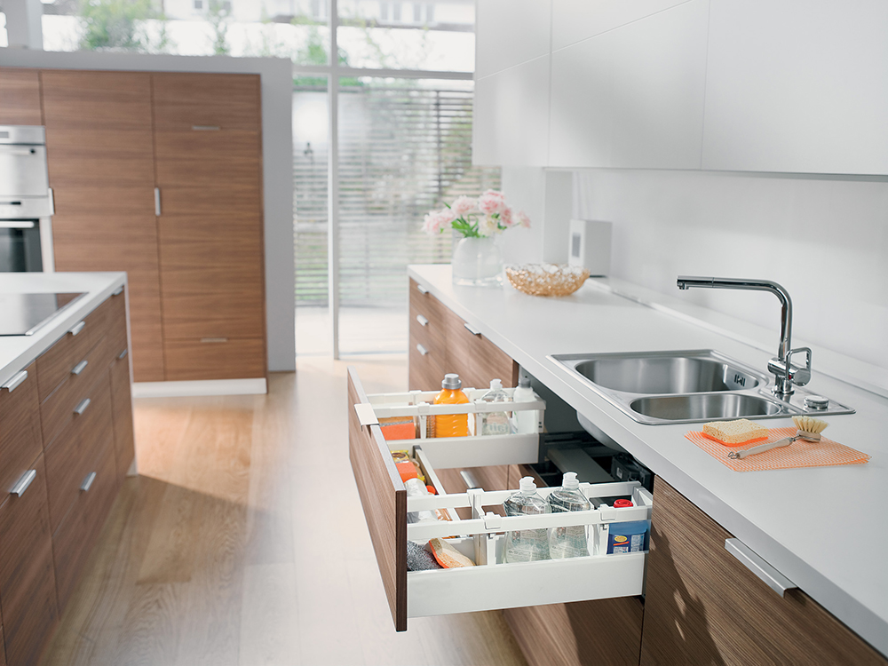 Blum Make Major Uk Investment In Tandembox Antaro Furniture Production Magazine