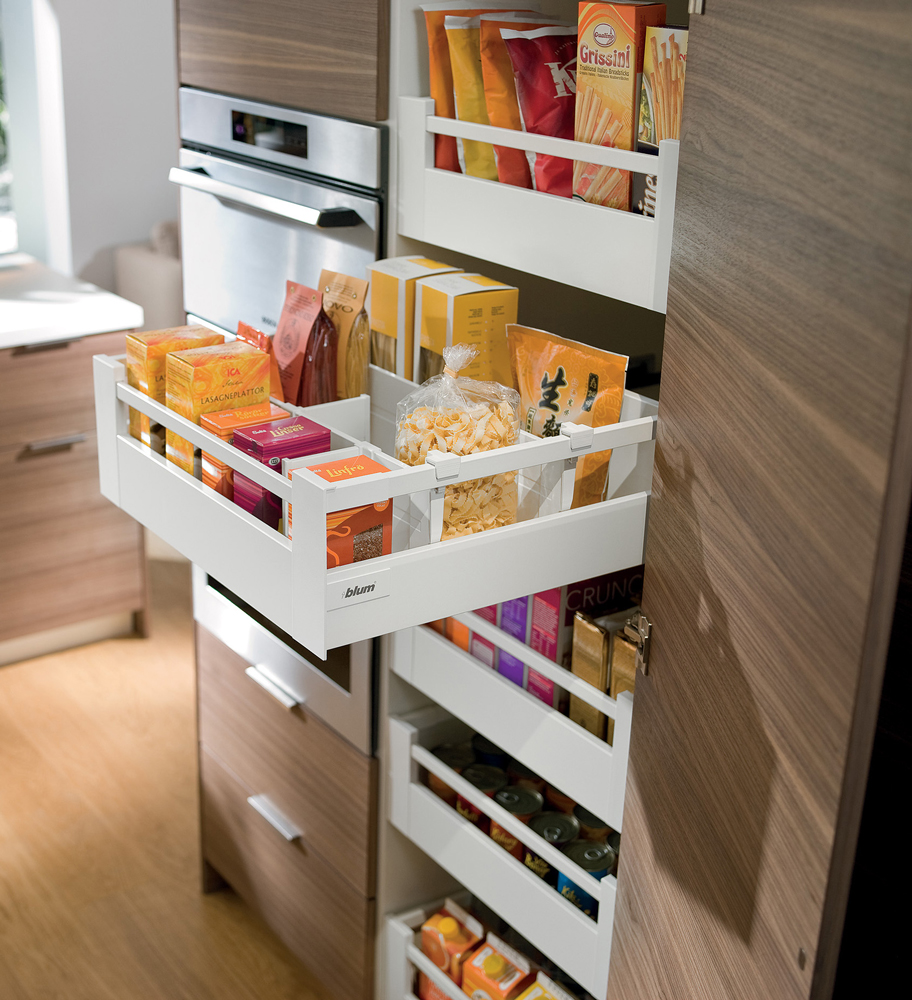 Blum tandembox antaro will be a major trend in 2014 - Cocinas ocultas ...