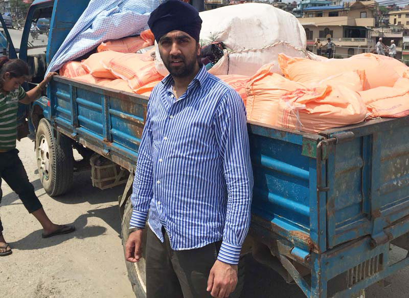 Diy Store Owner Seeks Help To Raise Funds For Nepalese