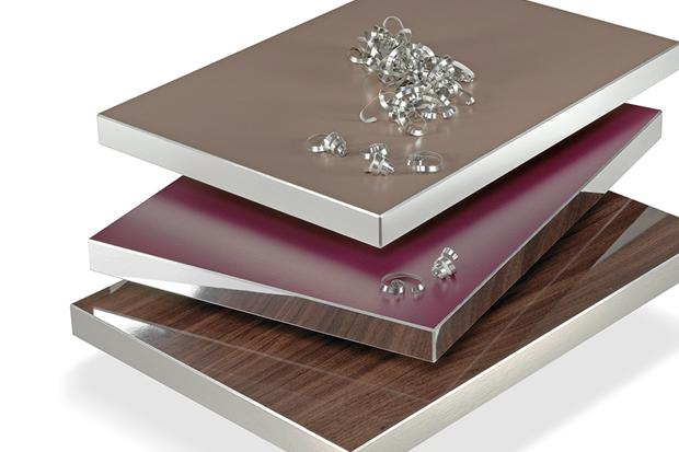 using ostermann edging as a design element furniture production magazine. Black Bedroom Furniture Sets. Home Design Ideas