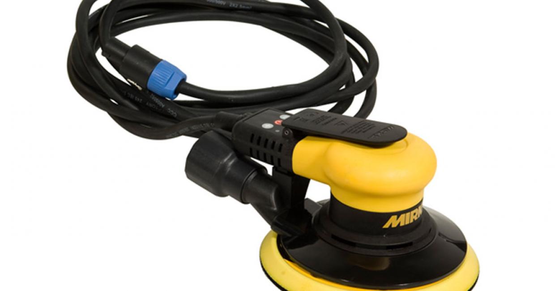 Electric sander 150mm