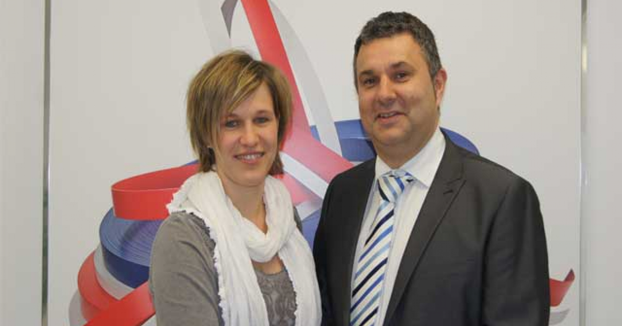 Stephen Parsons replaces Sabine Kinner as the MD of Ostermann UK