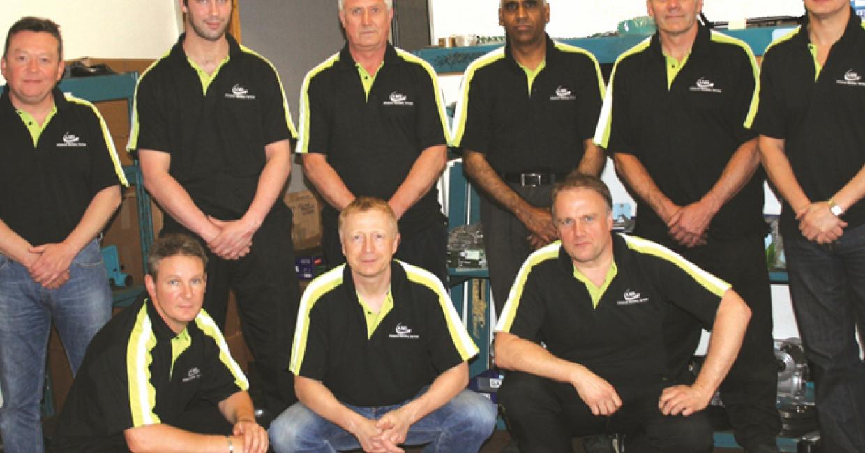 The AMS service team