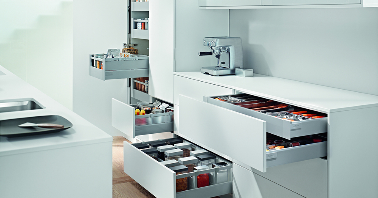 Blum make major UK investment in Tandembox antaro | Furniture ...