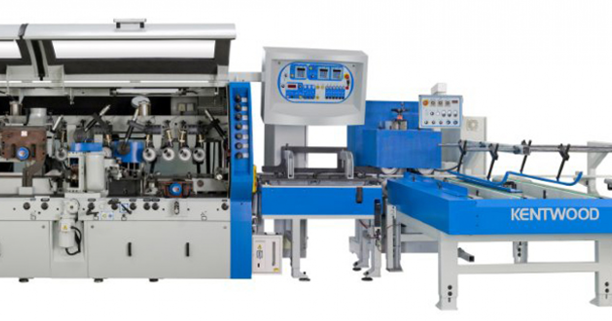 AMS is the UK agent for Kentwood Machines
