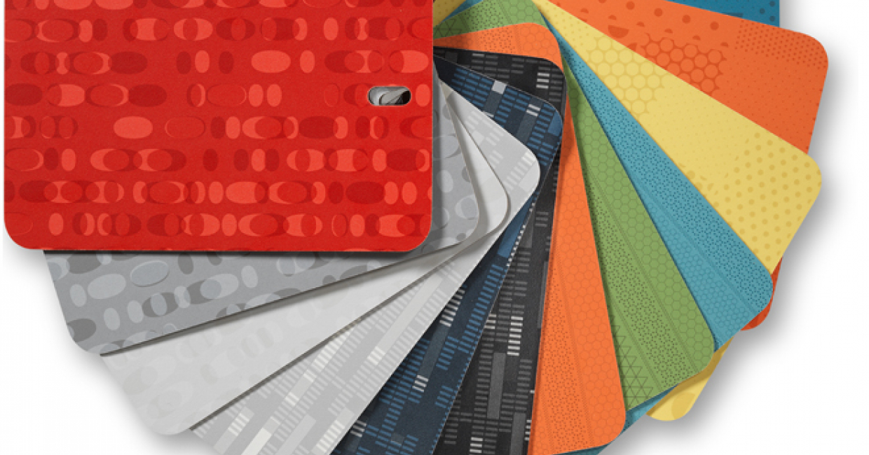 Formica's 12 new patterns – its Anniversary Collection