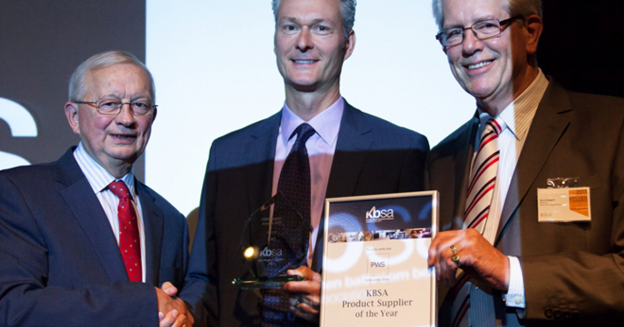 PWS crowned KBSA best product supplier of 2013