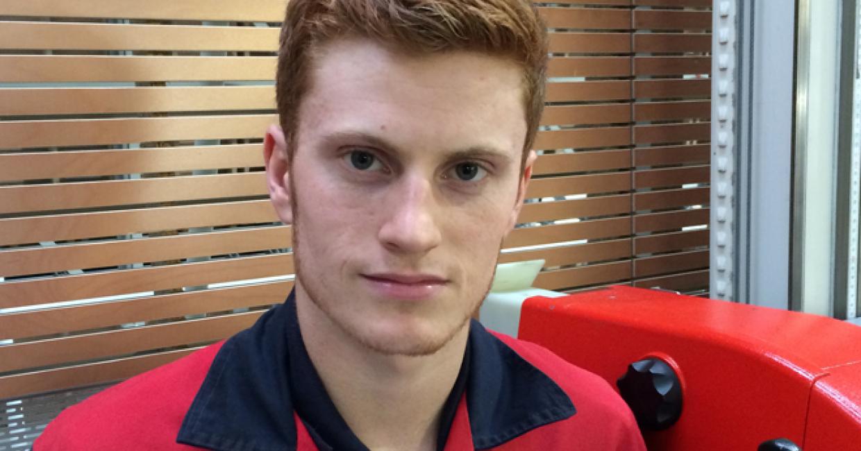 TM Services' top apprentice Jordan Wills