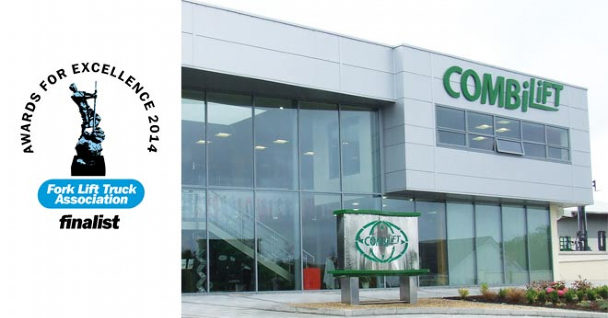 Combilift's Monaghan impressive HQ and factory