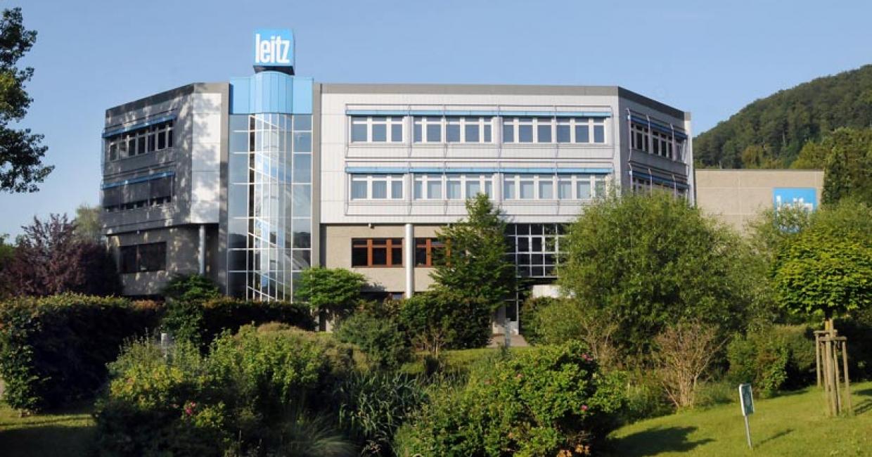 Leitz Tooling headquarters in Oberkochen, Germany