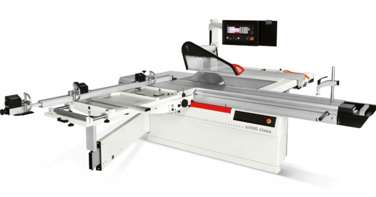SCM's popular SI 400 class panel saw | Furniture Production Magazine