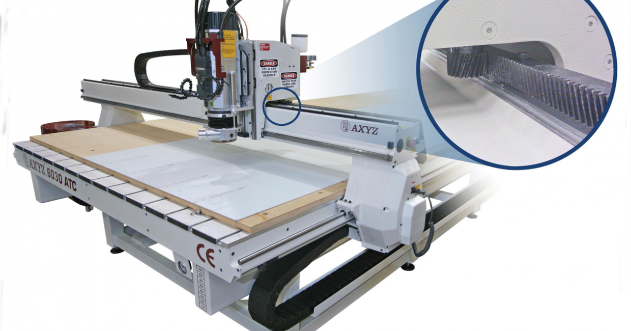 The AXYZ Auto Zone Management System will improve material hold down efficiency