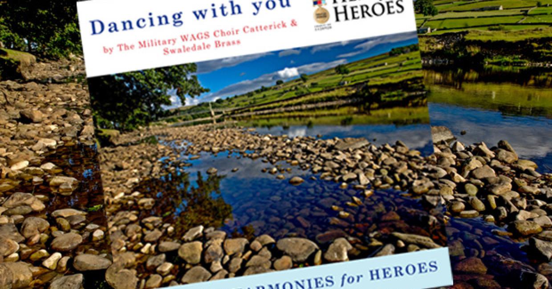 The Harmonies for Heroes CD