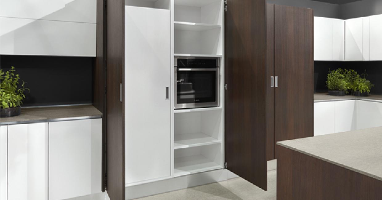 Salice\u0027s Eclipse pocket door system & Salice introduce its Eclipse pocket door system | Furniture ...
