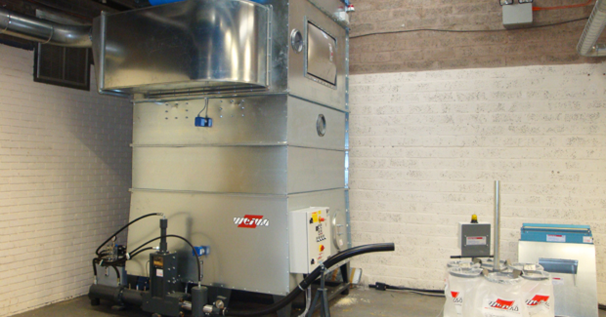 Elster has joined the other Fercell dust extraction systems