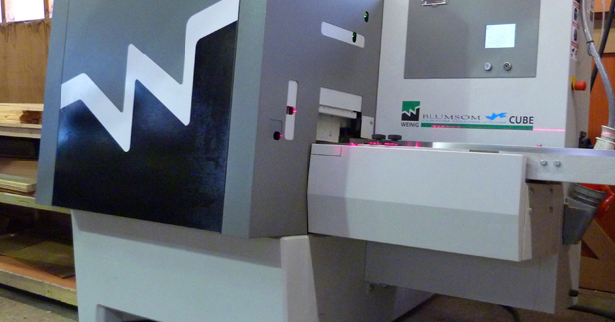 See the Weining Cube, and other Weinig machinery on the morning of Saturday 5th April