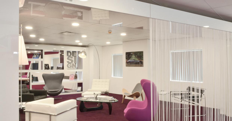 Decorative Panels Opens Impressive New Showroom Furniture