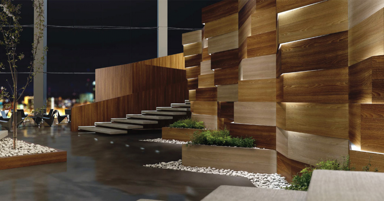Natural Touch, Kronospan's newest innovation in wood panel manufacturing