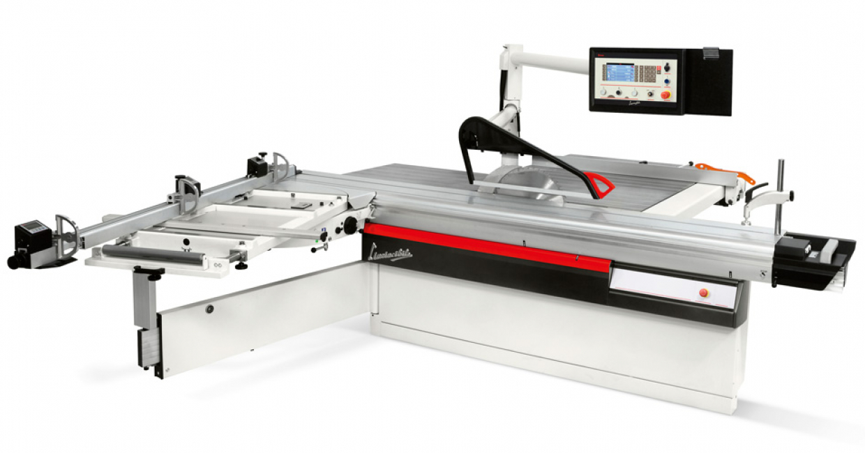 New range of SCM sliding table panel saws | Furniture Production
