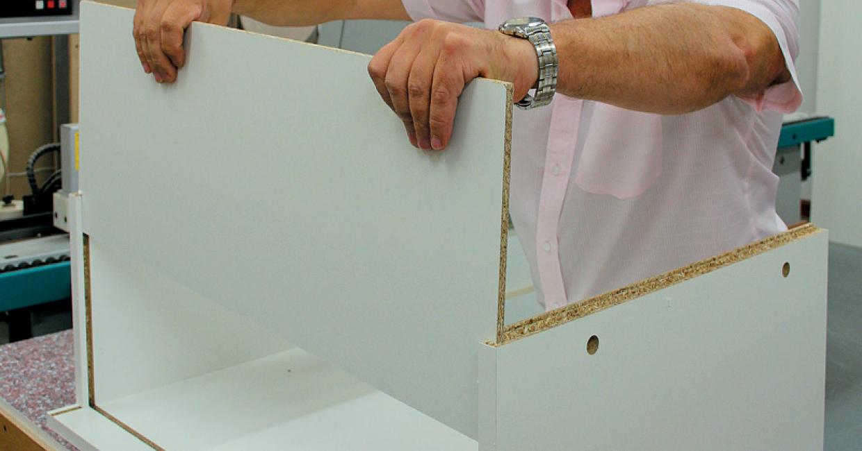 Assembling a carcase