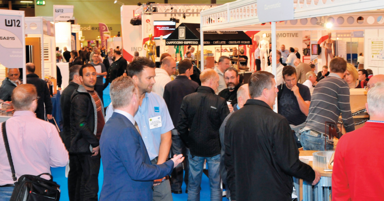 With TimberExpo as a co-located event, aisles will be busier