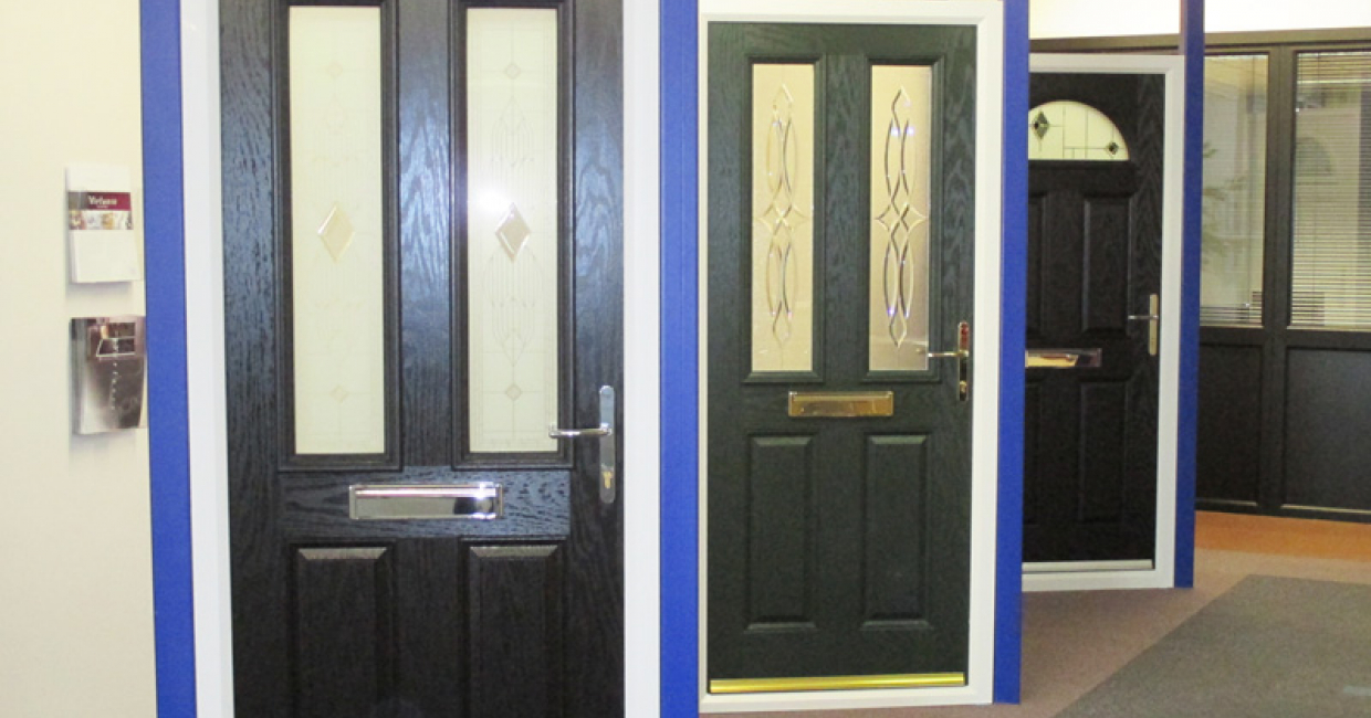 The WB Group makes high-quality PVCu and composite doors, windows and door panels