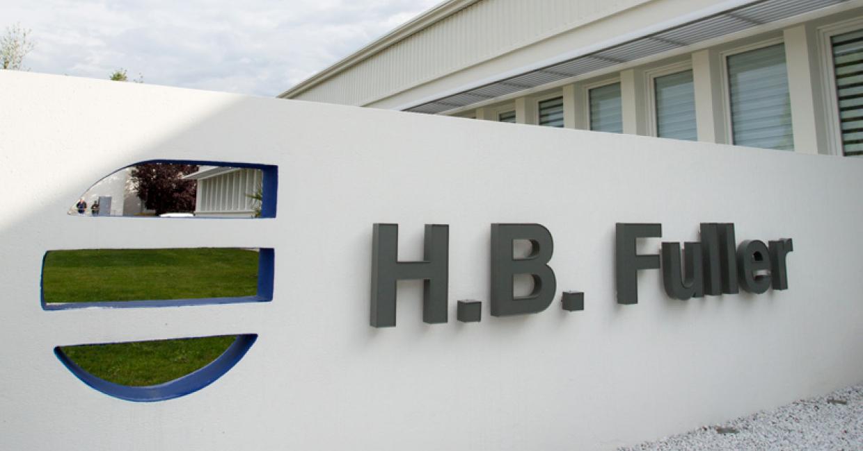 H.B.Fuller plant, Blois, France