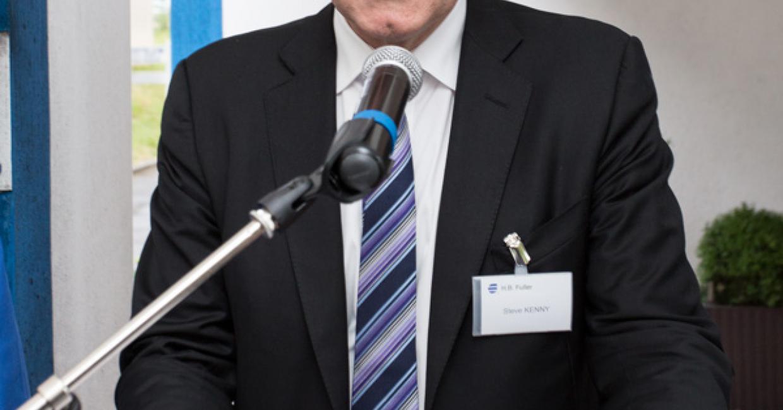 Steve Kenny, senior VP EIMA