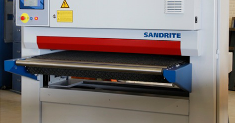The Sandrite featured a special conveyor belt