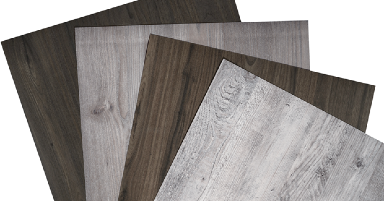 As always, Decorative Panels Group is setting trends with new premium textured finishes