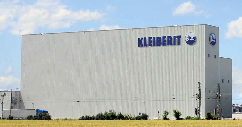 Kleiberit's warehouse