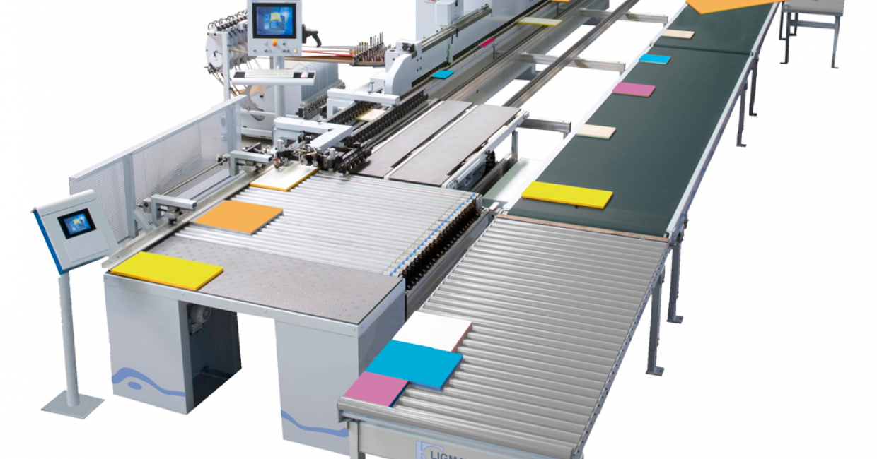 The Ligmatech ZHR 30 return system handles a diversity of large-sized panels