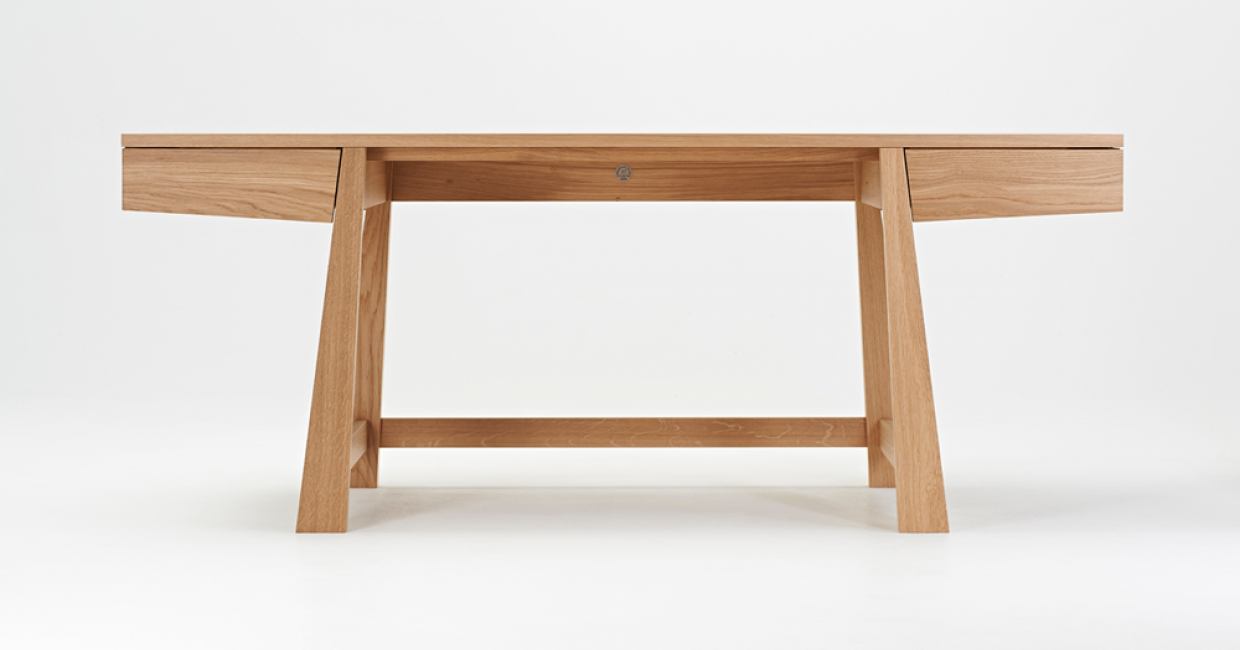 Oak Furniture by Tony Portus, Makers' Eye