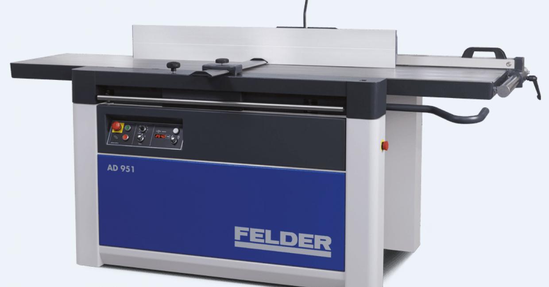 Felder AD 951 Planer-thicknesser