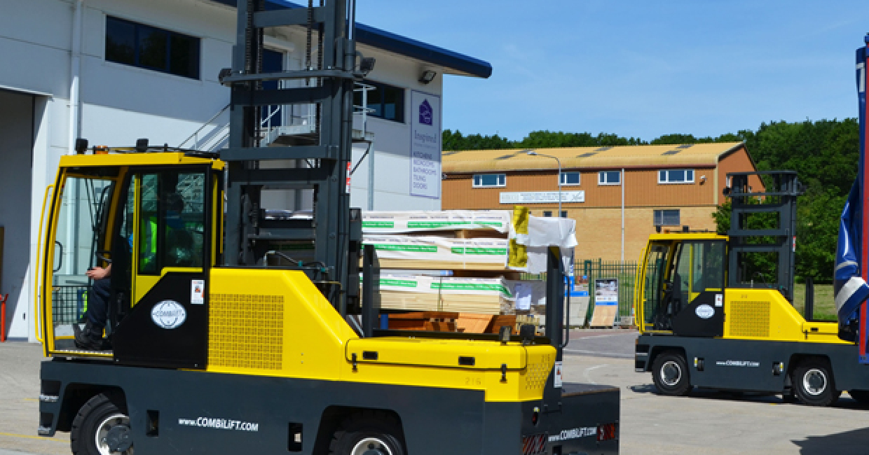 See Combilift at W14