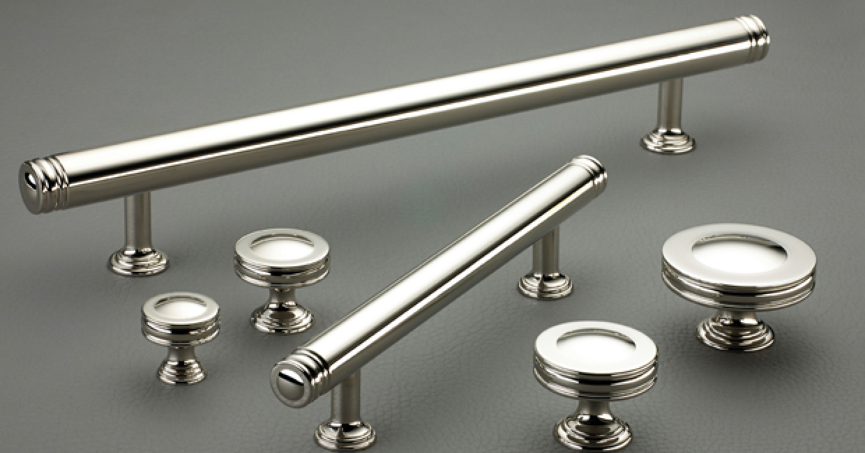 The Corona handle from Armac Martin is part of a slew of new options on view at W14