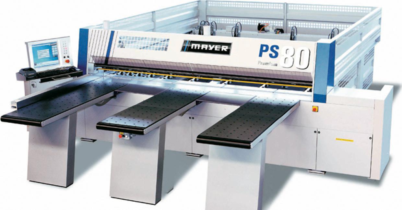 Mayer's PS80 Precision beam saw