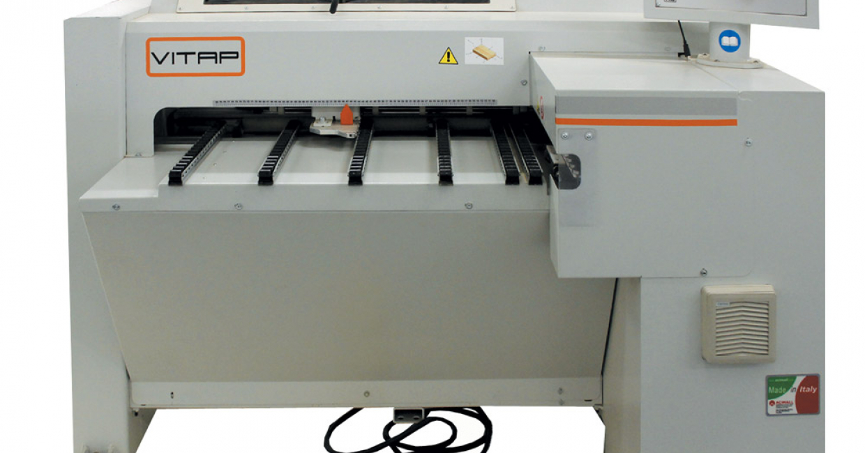 New to Ney, Vitap is fast becoming one of the company's major product lines. From entry level 27T semi-automatic boring machine to advanced N2 and N3 CNC nesting machines, the range offers flexibility for the smaller manufacturer