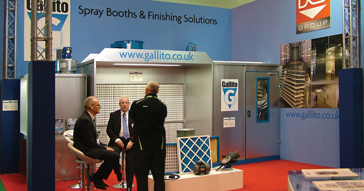 Gallito secured a substantial number of solid sales leads at W14