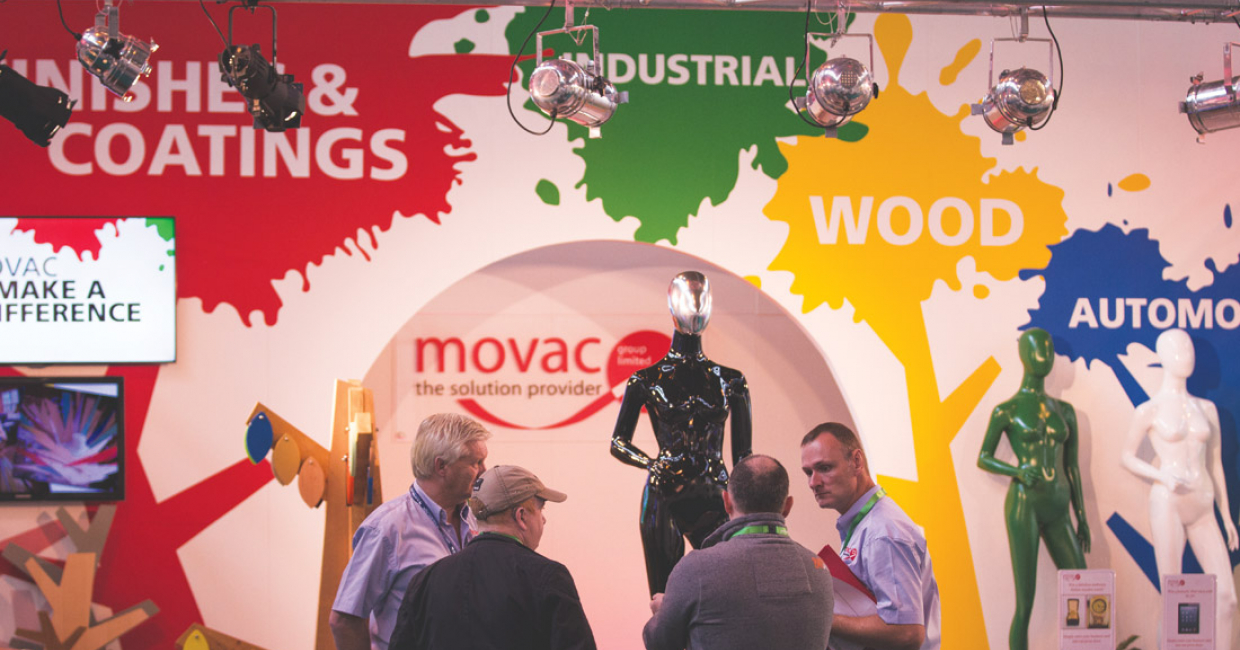Movac's catwalk show at W14