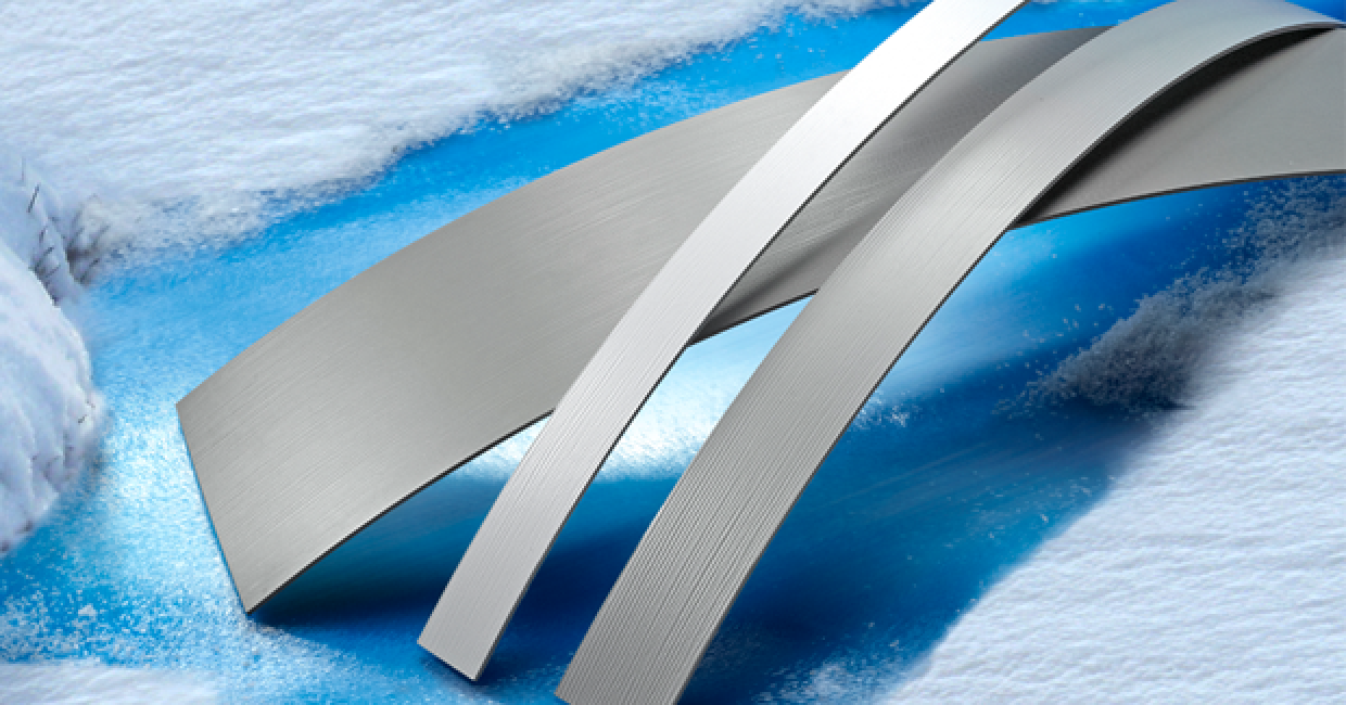 Ostermann's three new uni Linea structured edgings