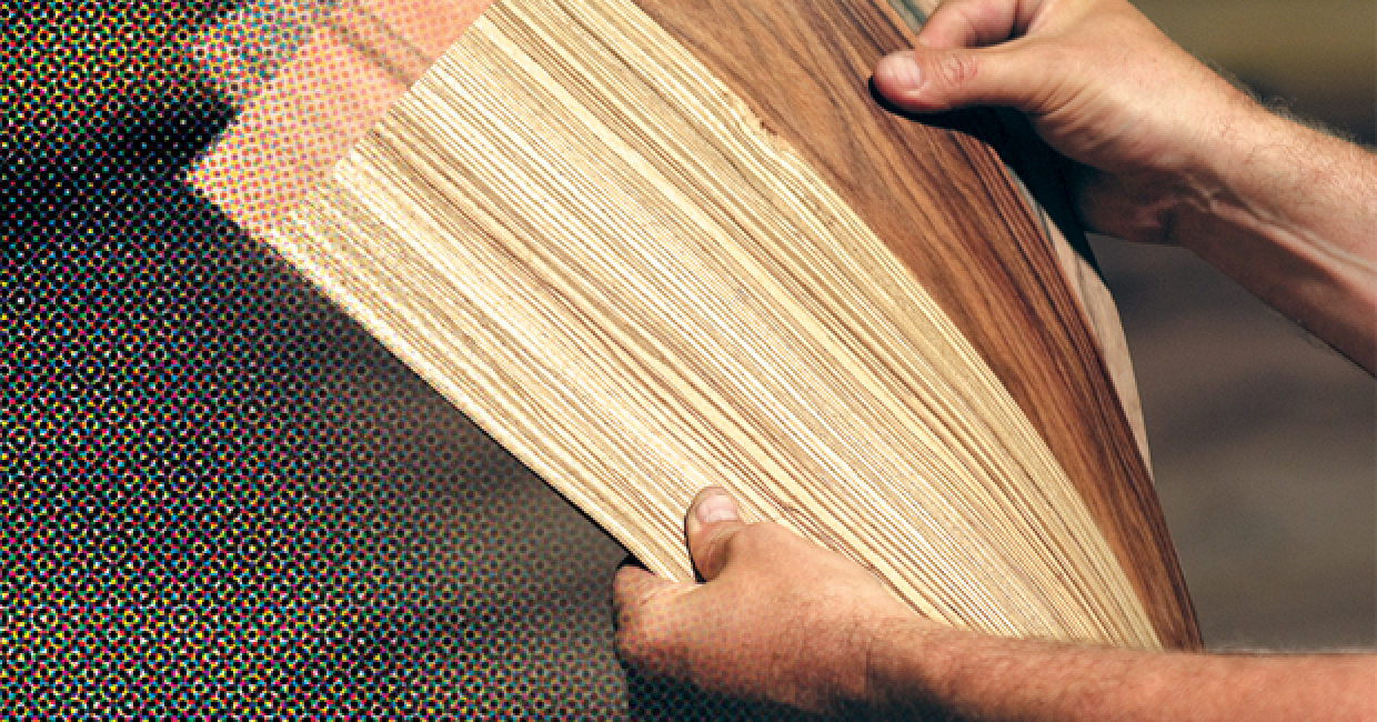 Timbmet has published a new guide to its veneer programme