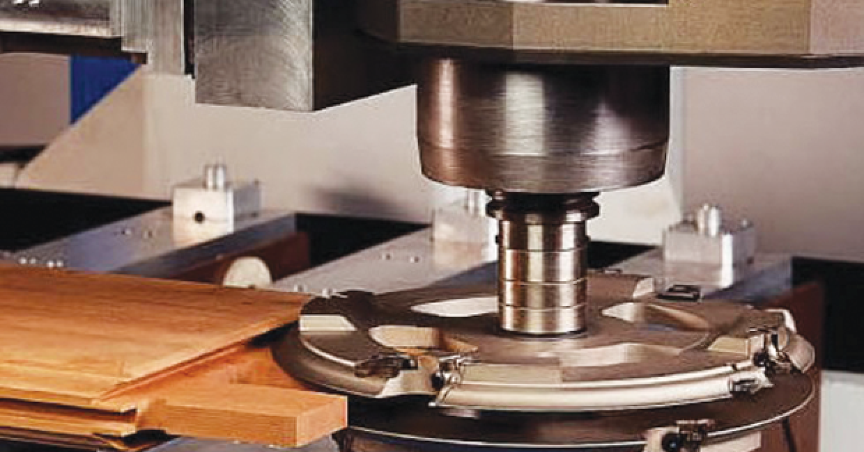 Large diameter tooling