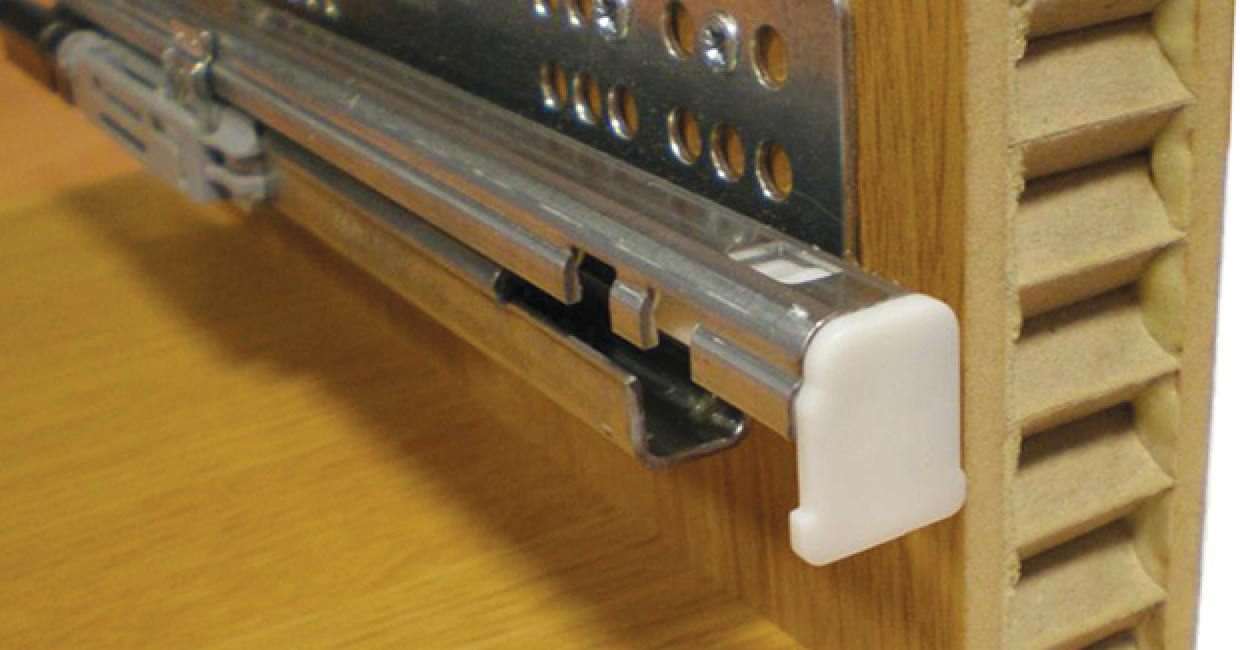 With 5mm MDF outer skins, dp-lite can easily be used with standard fittings