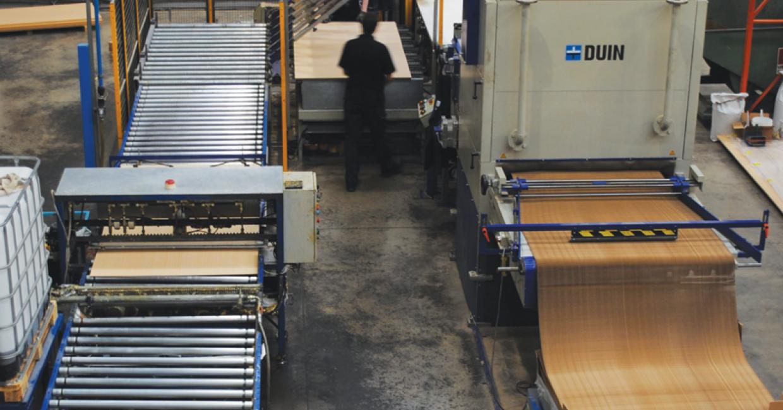 The dp-lite production line
