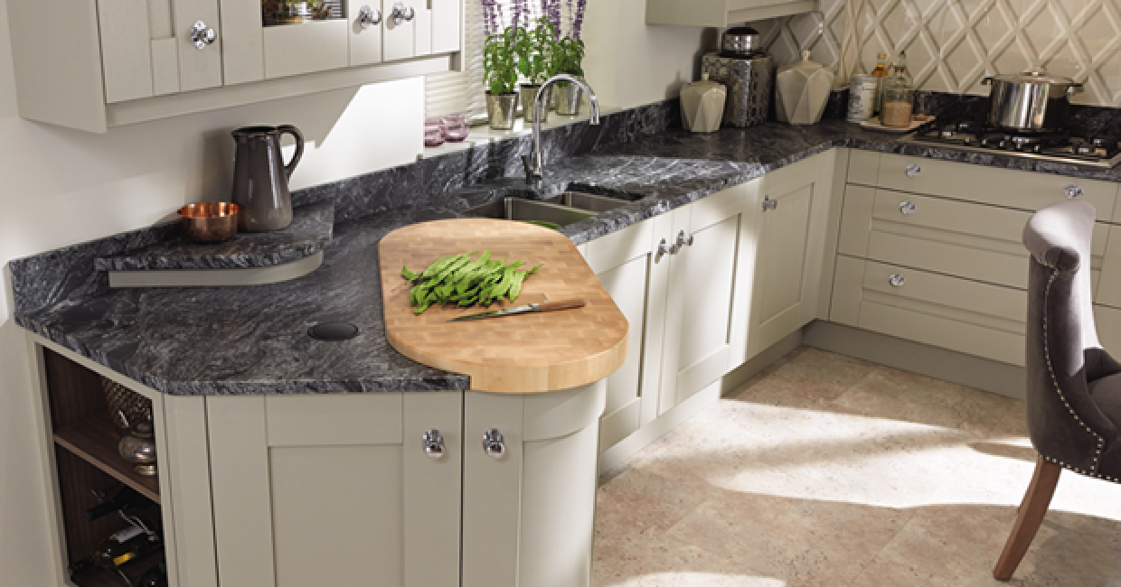 The new Silver Waves granite from PWS