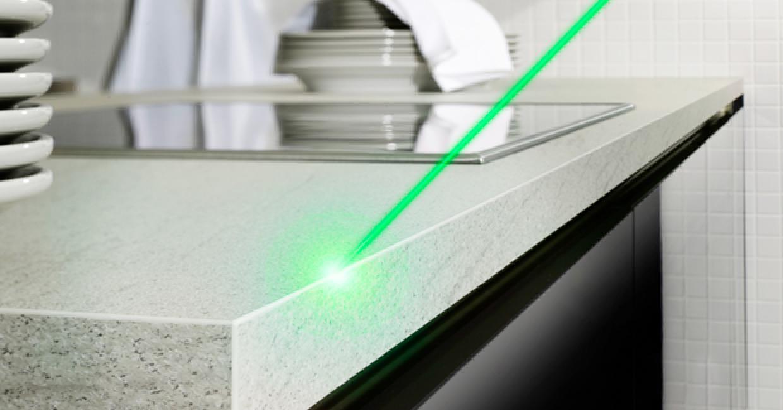 Laser edgebanding eschews glue lines