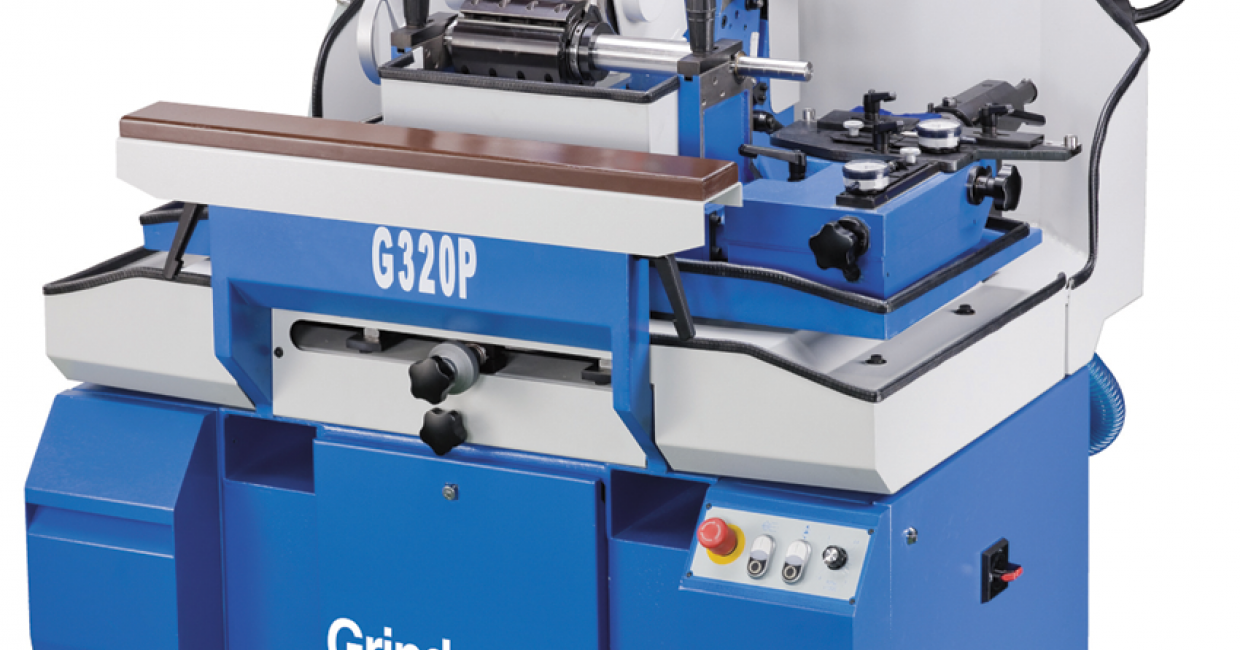 LMC G320P Profile grinder for profile and straight knives