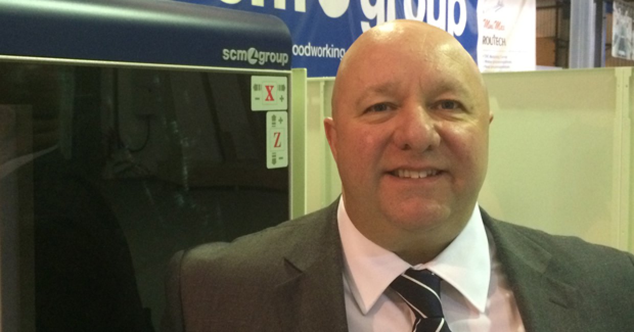 New area sales manager at SCM Group UK | Furniture ...
