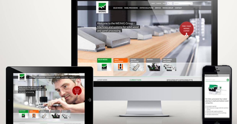 Weinig Group's new website is live!